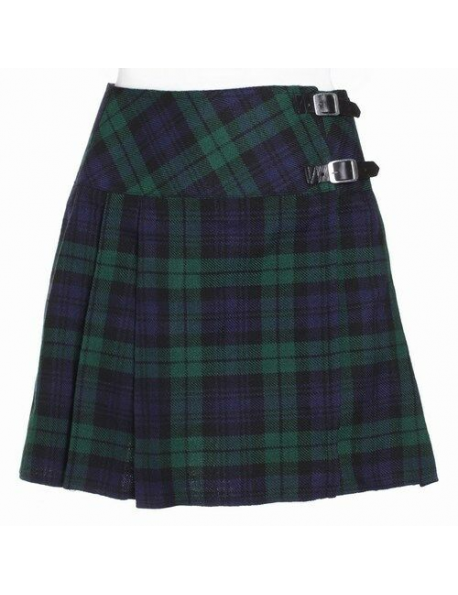 Black Watch Tartan Ladies Billie Kilt