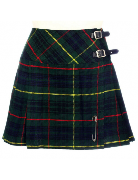 Hunting Stewart Tartan Ladies Billie Kilt