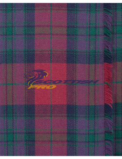 New Black Watch Tartan Mini KIlt Skirt