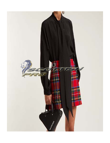 "Royal Stewart Mini 20"" Kilt"