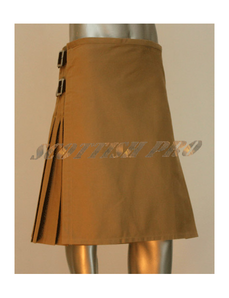 New cotton Hybrid Como pocket kilt