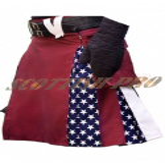 USA flag Style Kilt