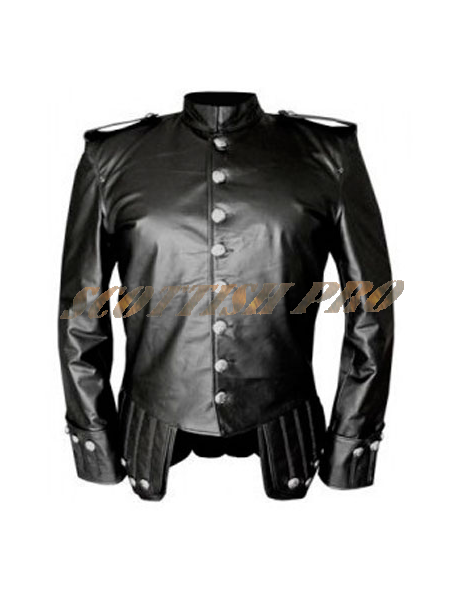 New Leather Drummer Doublet