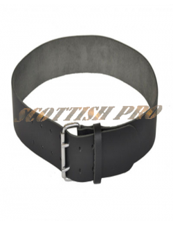 New Mens Leather Kilt Belt