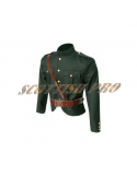 canadian forces style cutaway tunic