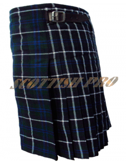 Scottish Active Men Utility Sports Douglas Tartan Kilts Unisex Adult