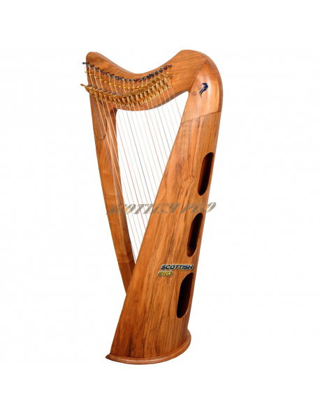 New 19 String Lever Harp Celtic Harp Irish Style