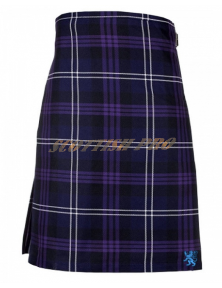 Scottish Men Utility Heritage of Scotland and Custom Fashion Tartan Kilt