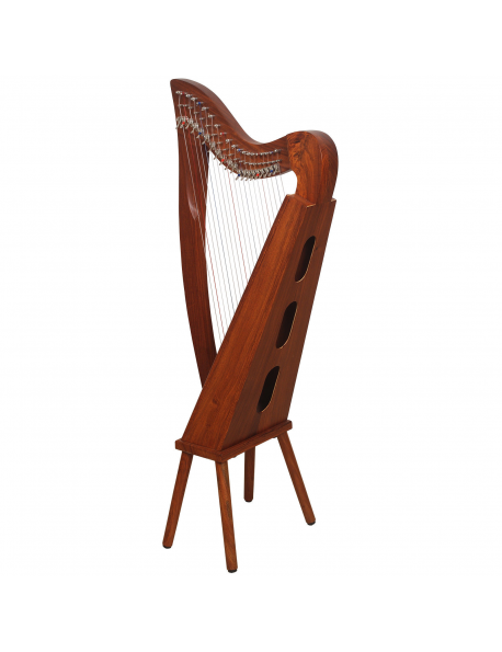 20 String Harp Square Back, Lever harp, Irish Harp, Celtic Harp